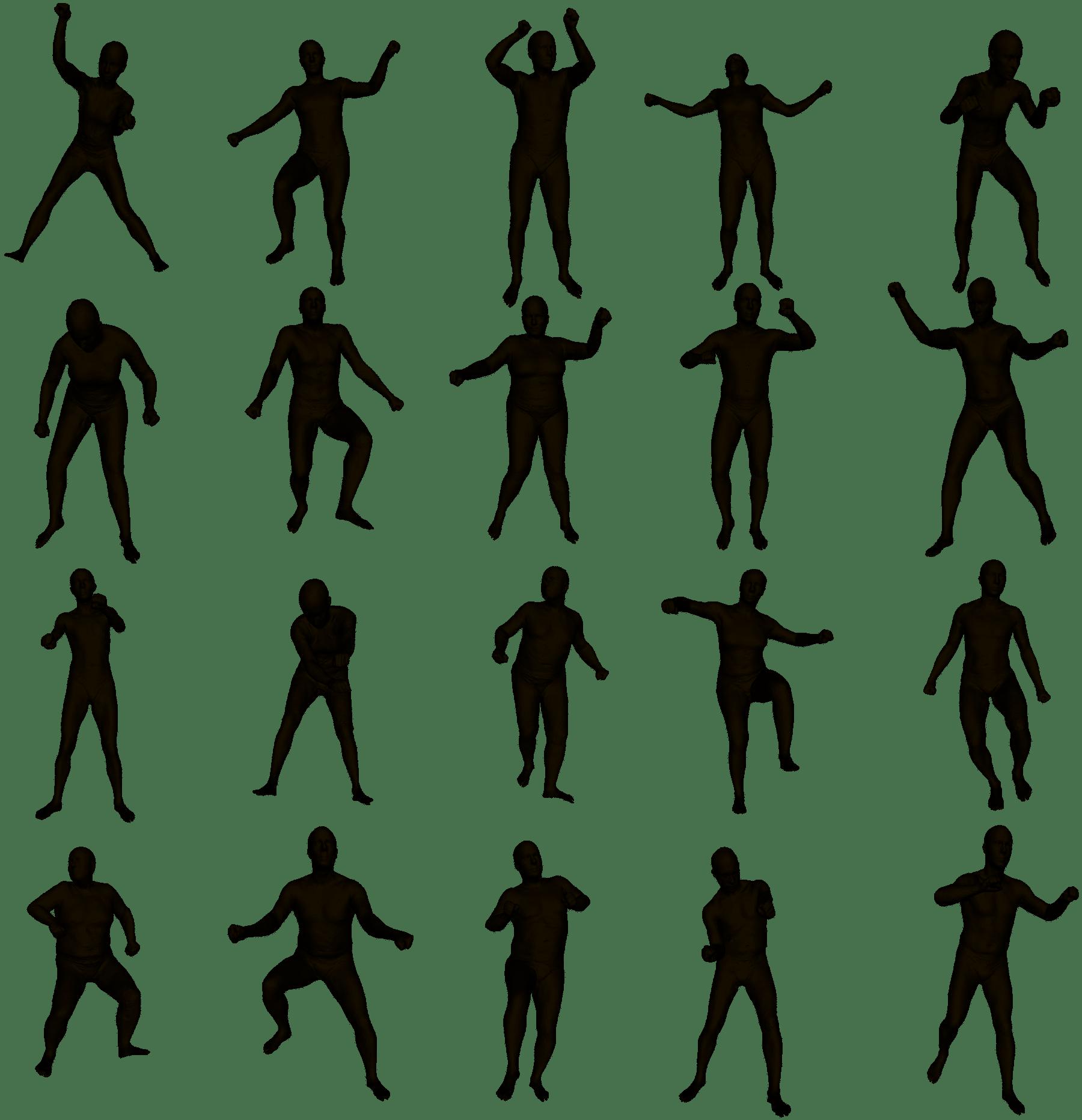 Learning 3d Human Body Embedding Deepai