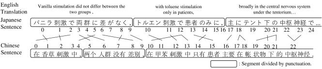 Corpus Augmentation by Sentence Segmentation for Low