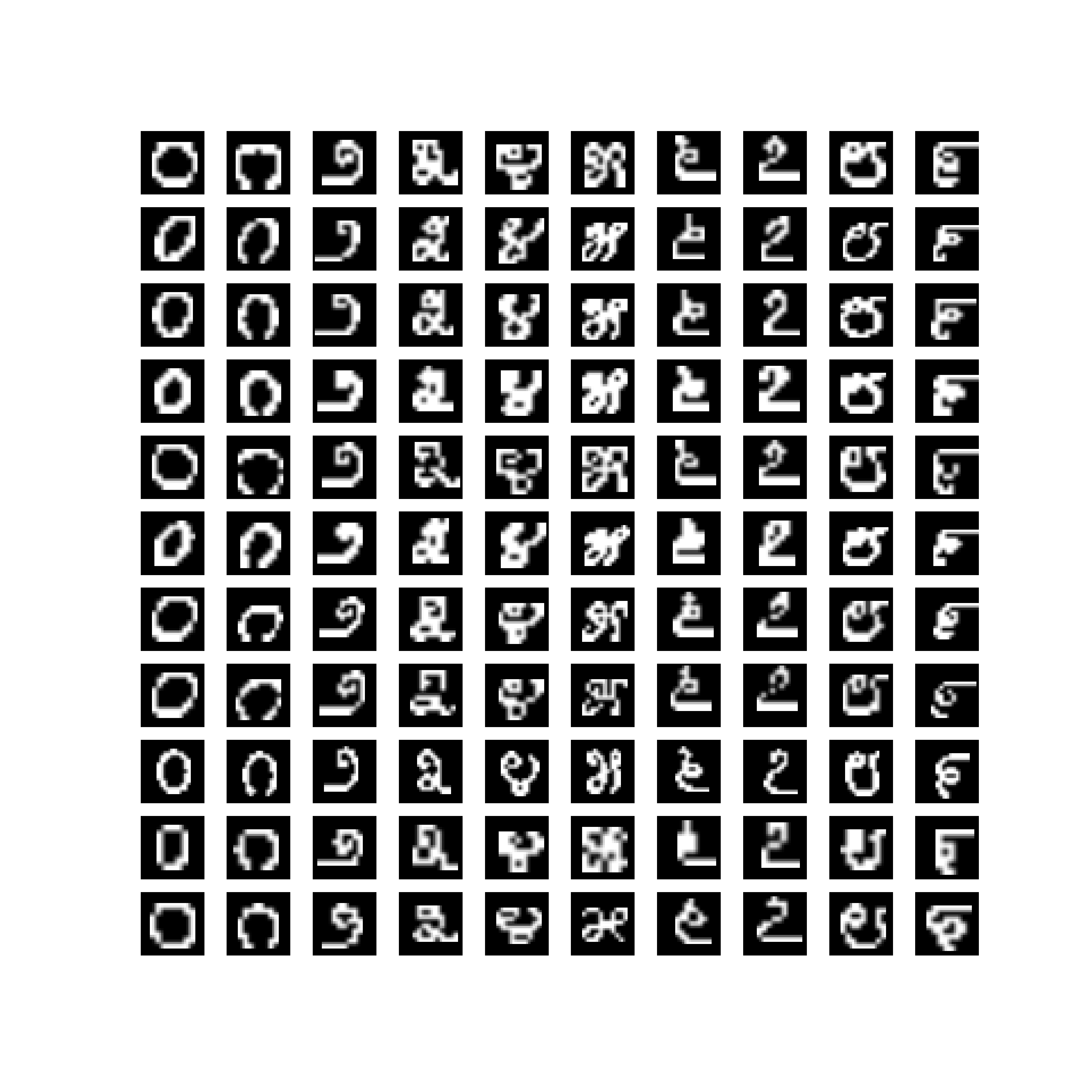 Kannada-MNIST: A new handwritten digits dataset for the