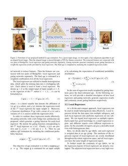BridgeNet: A Continuity-Aware Probabilistic Network for Age