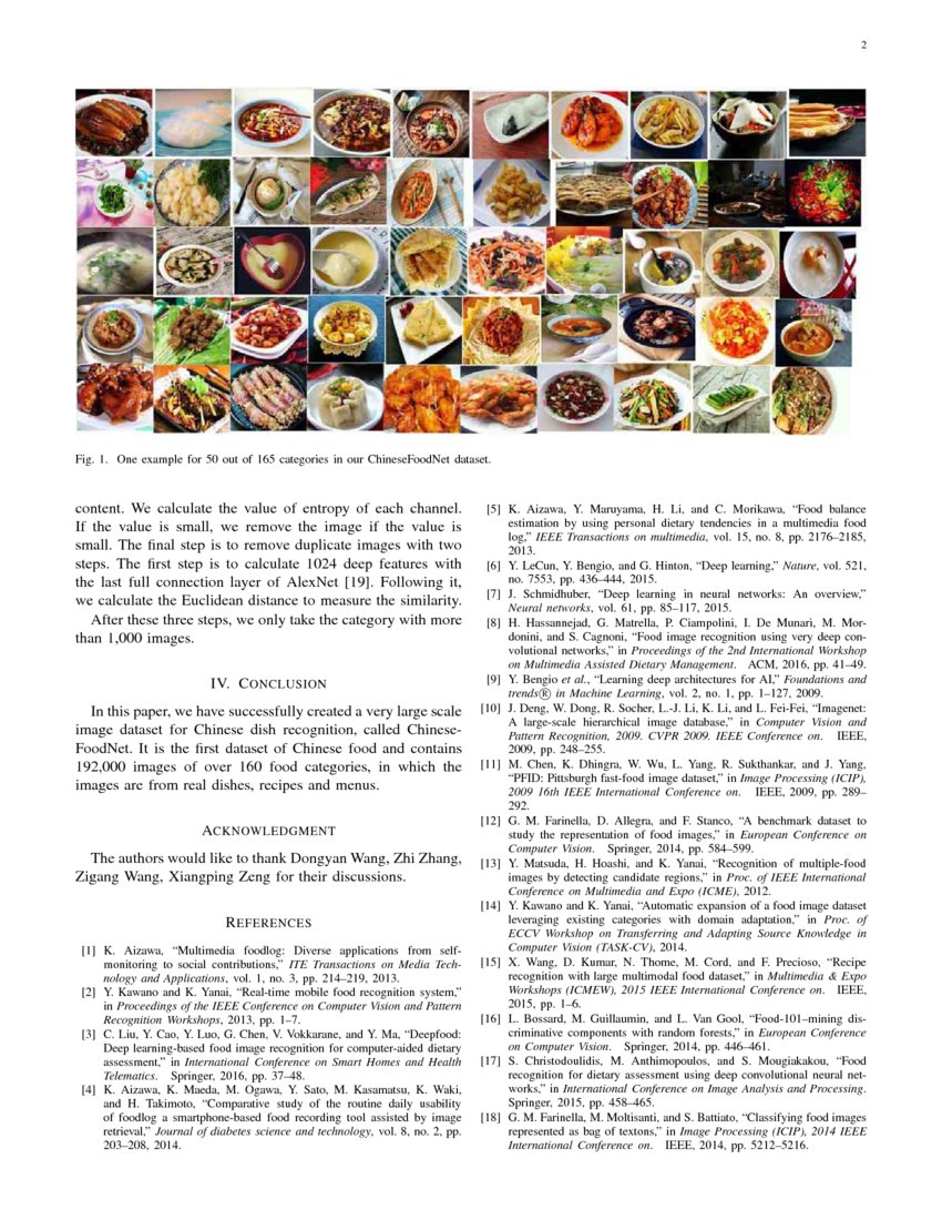 Chinesefoodnet a large scale image dataset for chinese food preview forumfinder Images