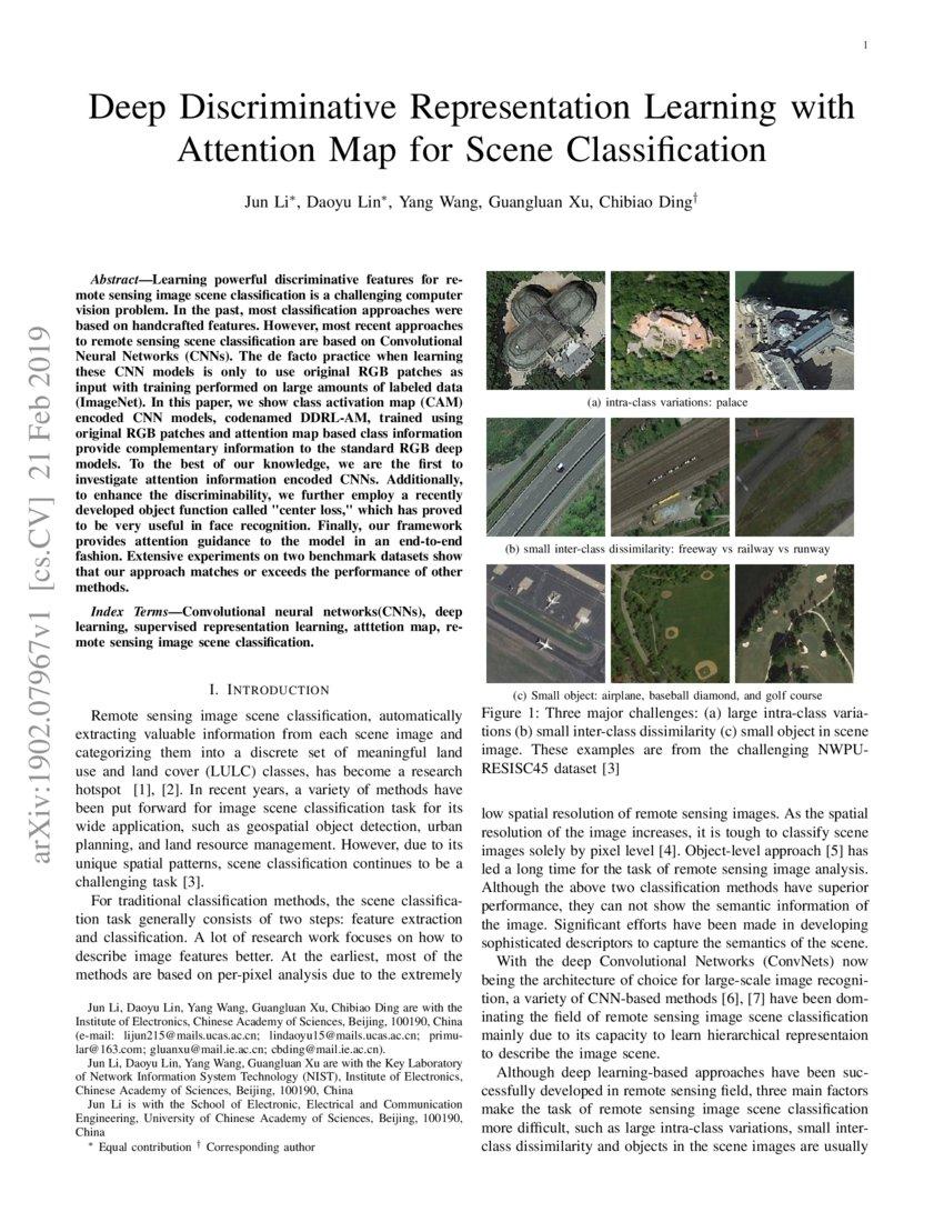 Scene Classification Github
