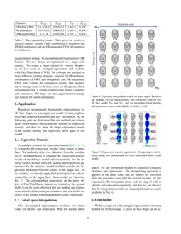 Disentangled Representation Learning for 3D Face Shape   DeepAI