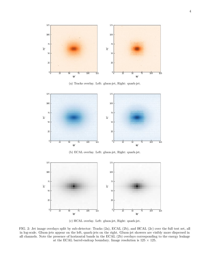 End-to-End Jet Classification of Quarks and Gluons with the