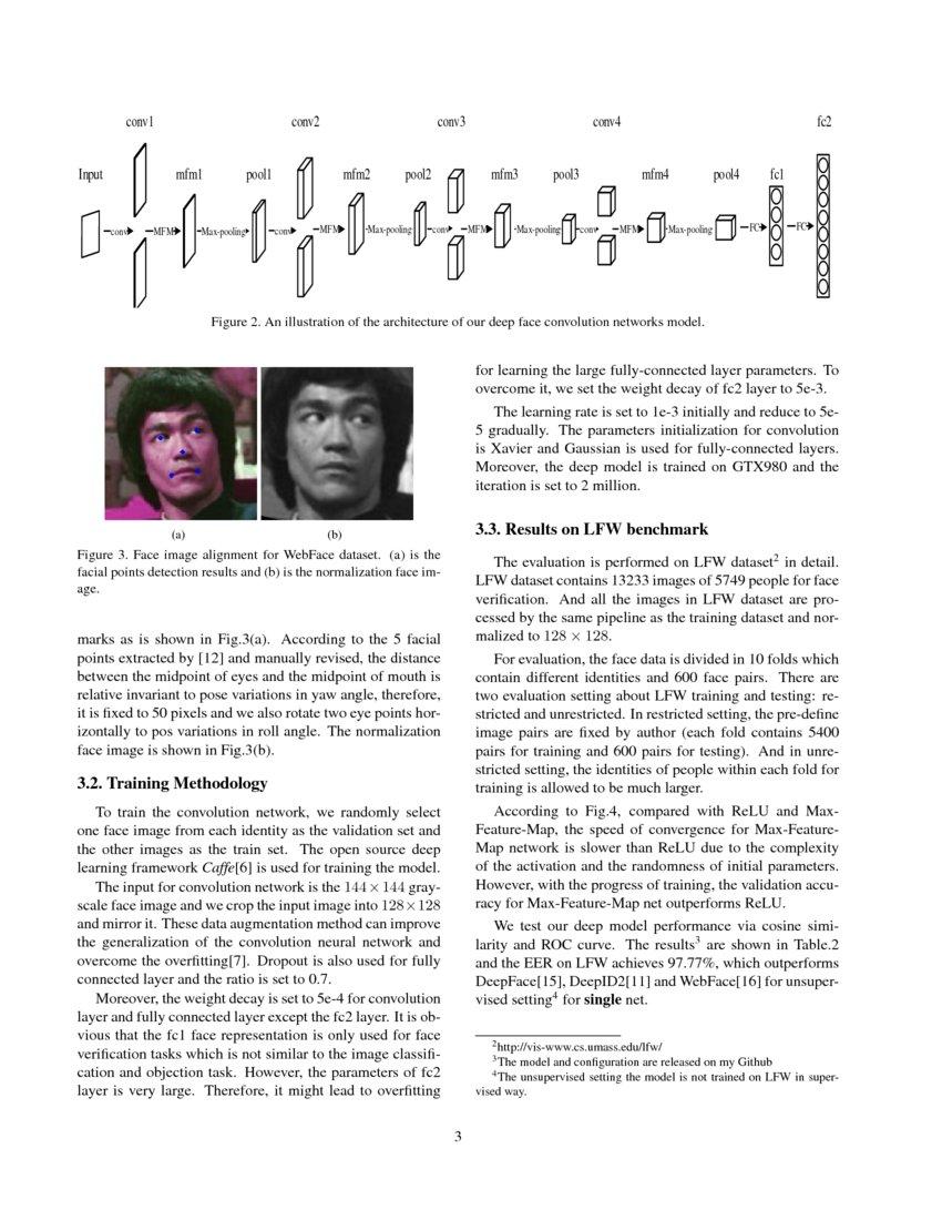 Learning Robust Deep Face Representation | DeepAI