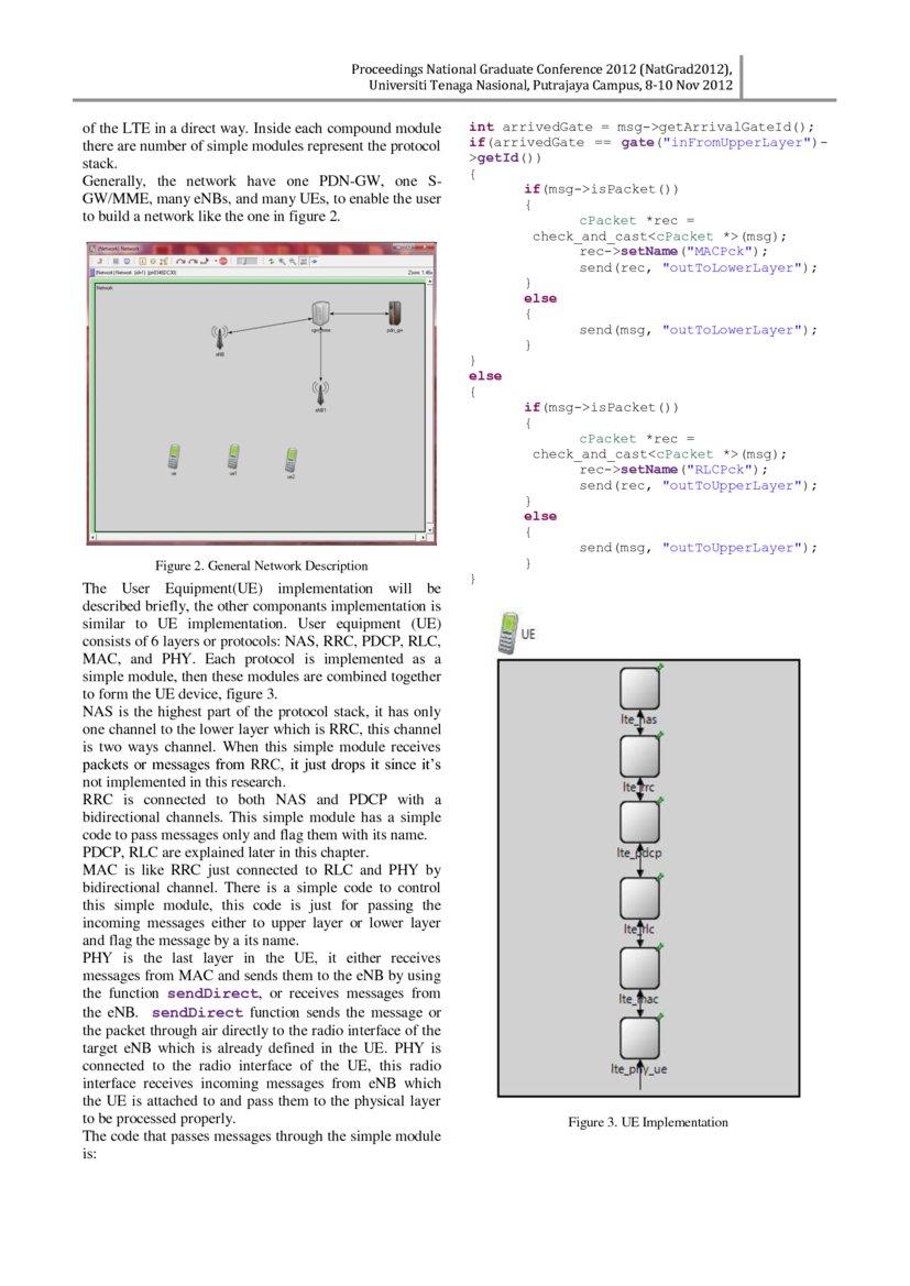 LTE-advanced simulation framework based on OMNeT++ | DeepAI
