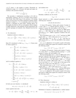 Neural networks catching up with finite differences in solving