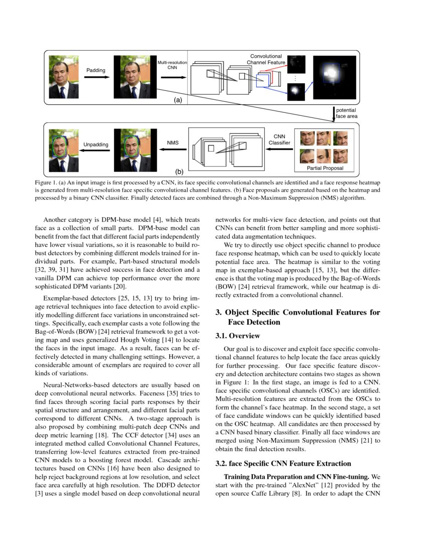 Object Specific Deep Learning Feature and Its Application to