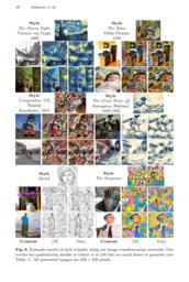 Perceptual Losses for Real-Time Style Transfer and Super
