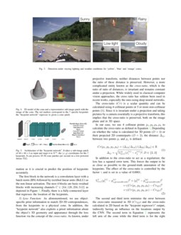 Real-time 3D Traffic Cone Detection for Autonomous Driving