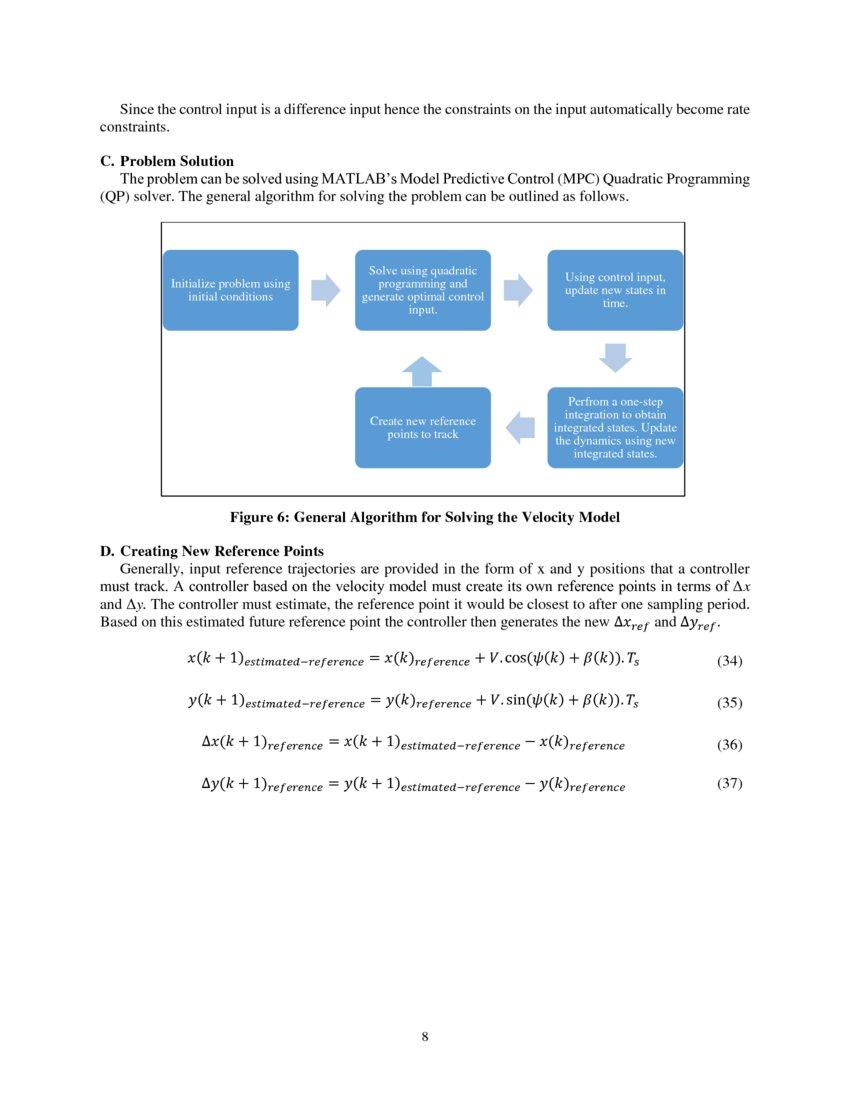Robust Model Predictive Control for Autonomous Vehicles/Self