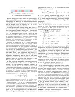 Ruin Theory for Dynamic Spectrum Allocation in LTE-U