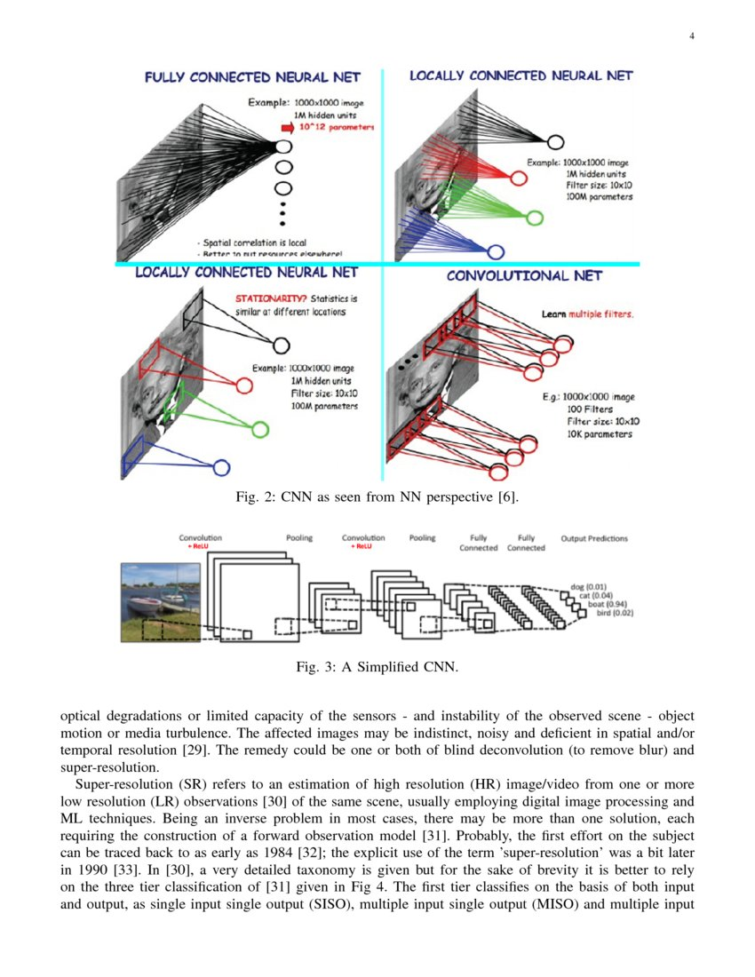 Super-Resolution via Deep Learning | DeepAI