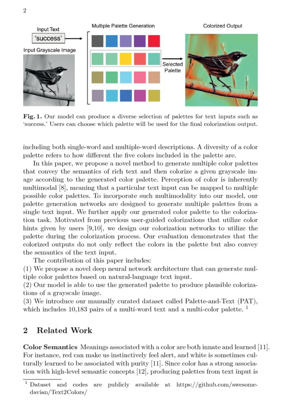 Text2Colors: Guiding Image Colorization through Text-Driven