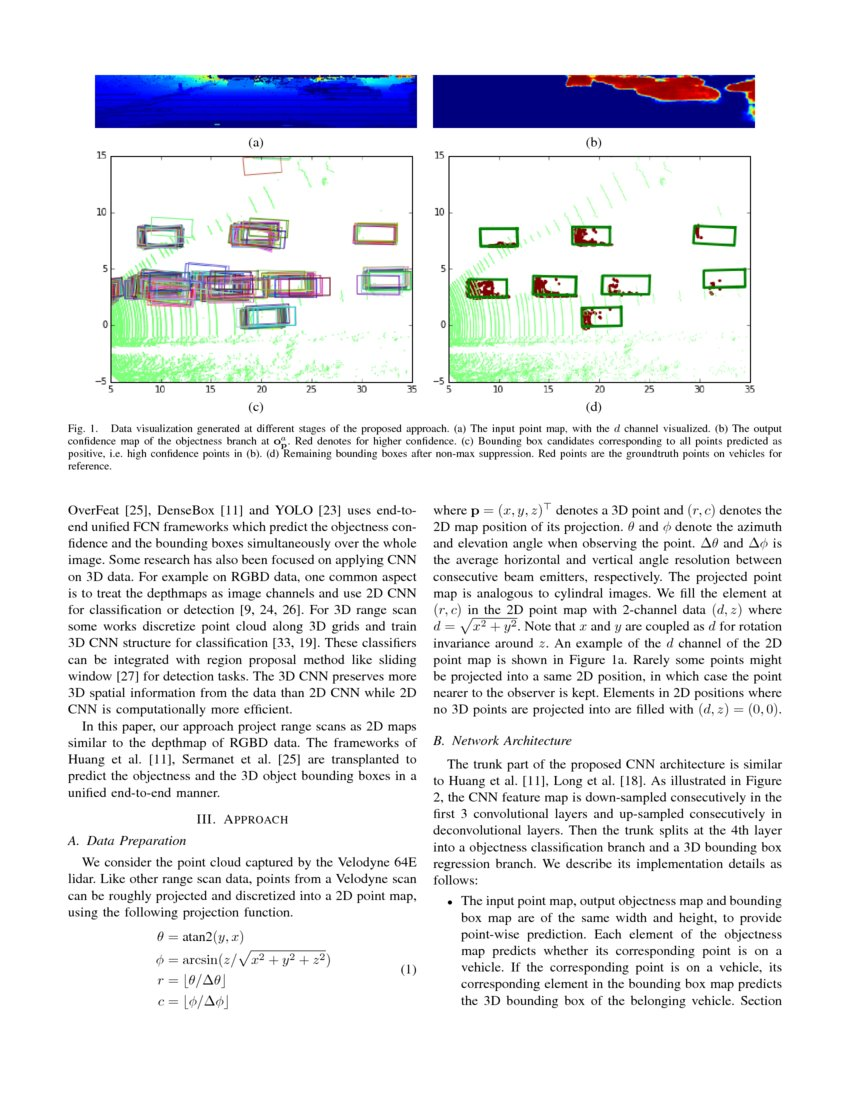 Vehicle Detection from 3D Lidar Using Fully Convolutional
